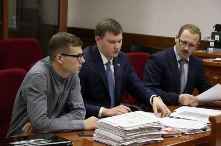 Дело Очкарика в Екатеринбурге
