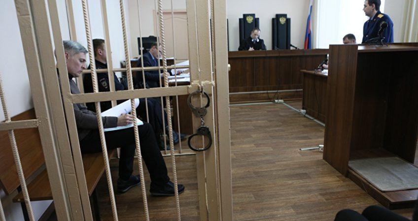 Станислав Третьяков в суде