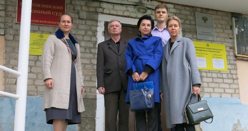 Адвокаты Олега Баскакова