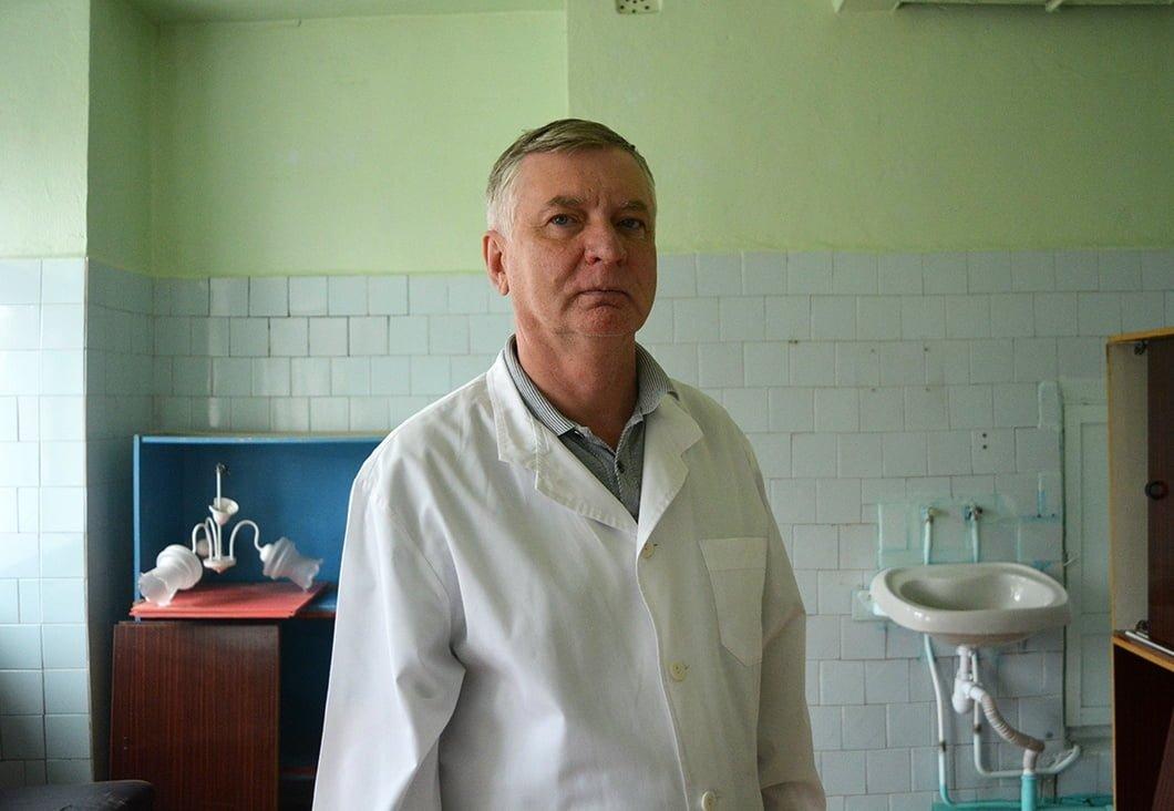 Врач гинеколог Олег Баскаков
