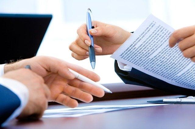 заключения и исполнения контрактов